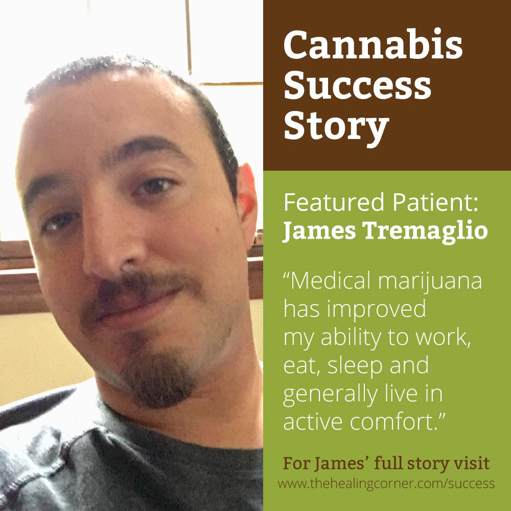 James Success Story