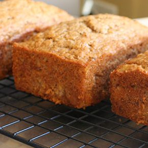 Baked-Banana-Bread